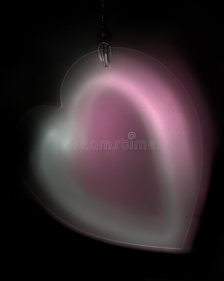 Download ροζ καρδιών απεικόνιση αποθεμάτων. εικόνα από άσπρος, ρωμανικός - 100561