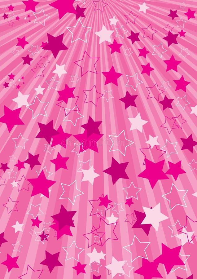 ροζ μερών 2 ανασκόπησης ελεύθερη απεικόνιση δικαιώματος