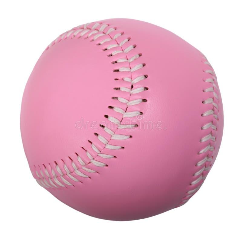 ροζ μπέιζ-μπώλ στοκ εικόνα με δικαίωμα ελεύθερης χρήσης