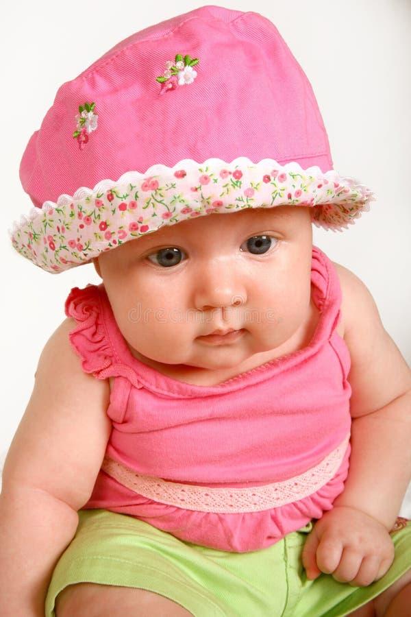 Download ροζ μωρών στοκ εικόνες. εικόνα από κεφάλι, στόμα, ευτυχής - 1525162