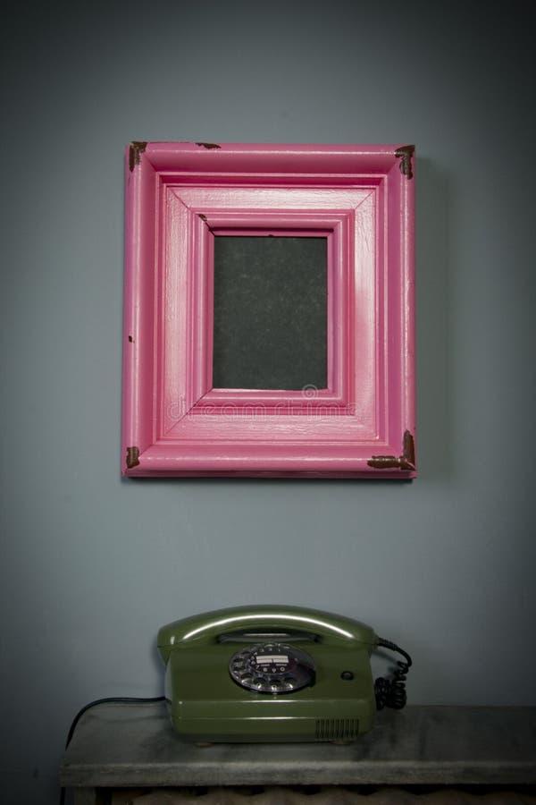 ροζ πλαισίων στοκ φωτογραφία με δικαίωμα ελεύθερης χρήσης