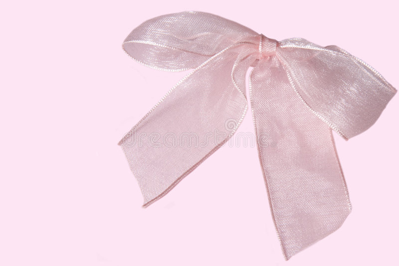 ροζ τόξων στοκ φωτογραφία με δικαίωμα ελεύθερης χρήσης