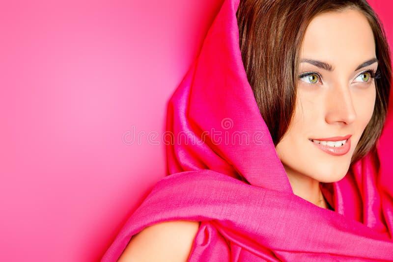 Ροζ φύσης στοκ εικόνα