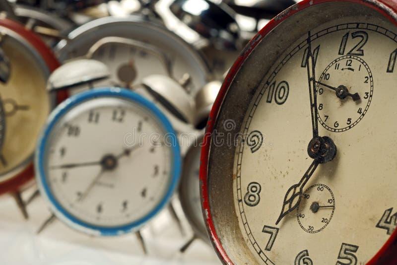 Download ρολόγια στοκ εικόνα. εικόνα από χρόνος, ομάδα, χρησιμοποιημένος - 1531929