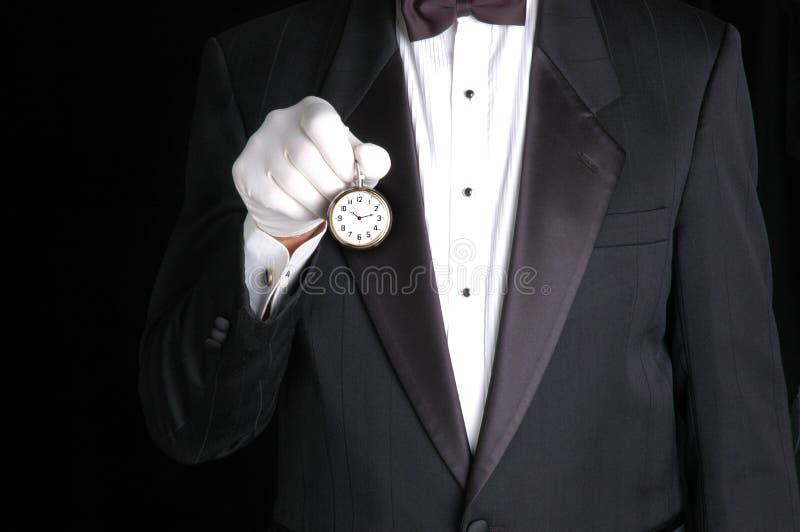 ρολόι οικονόμων στοκ φωτογραφία με δικαίωμα ελεύθερης χρήσης