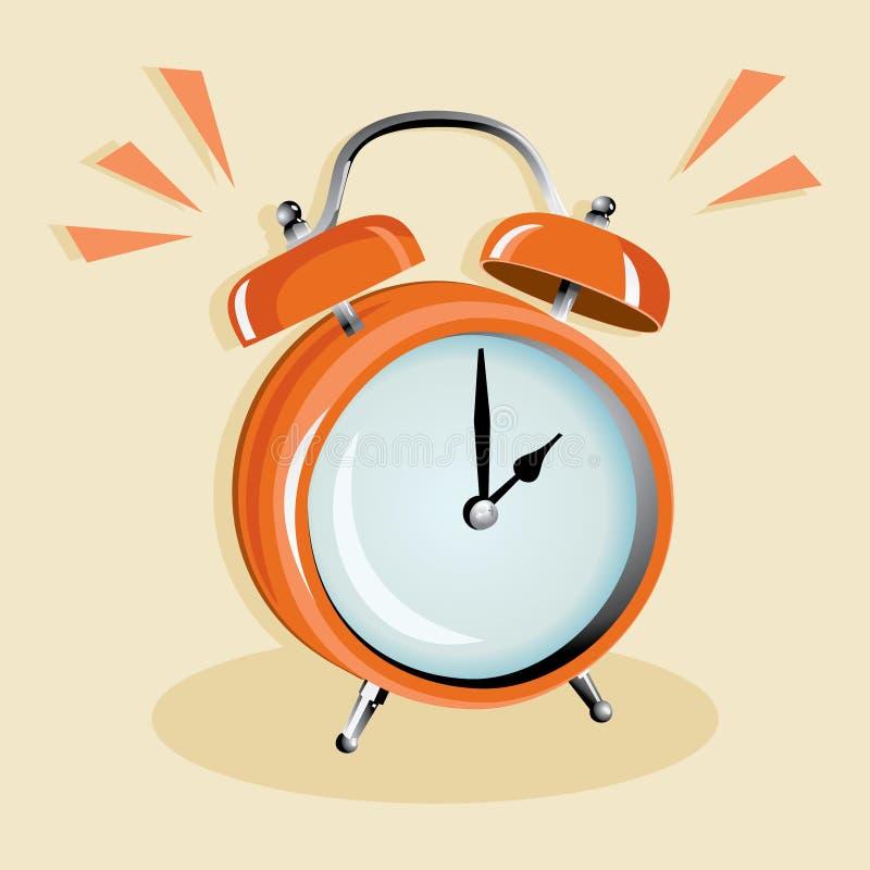 ρολόι ο διανυσματική απεικόνιση