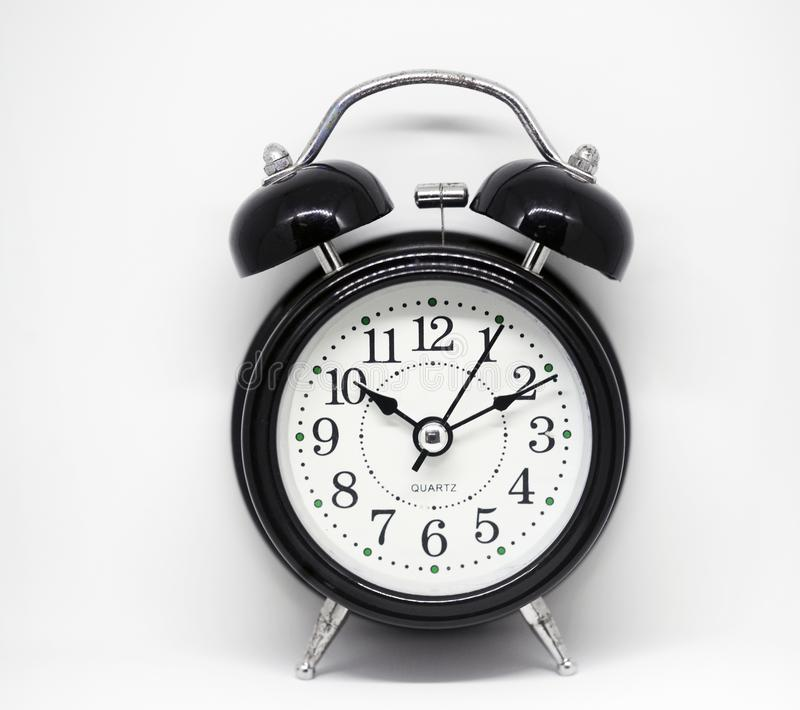 Ρολόι συναγερμού ρεύματος στοκ εικόνα με δικαίωμα ελεύθερης χρήσης