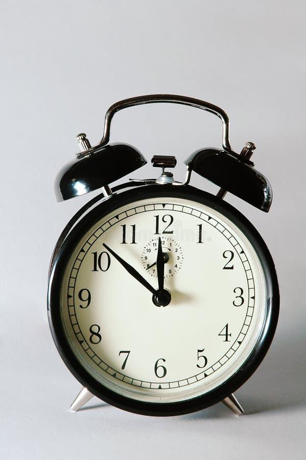 ρολόι συναγερμών αναδρο&mu στοκ εικόνες