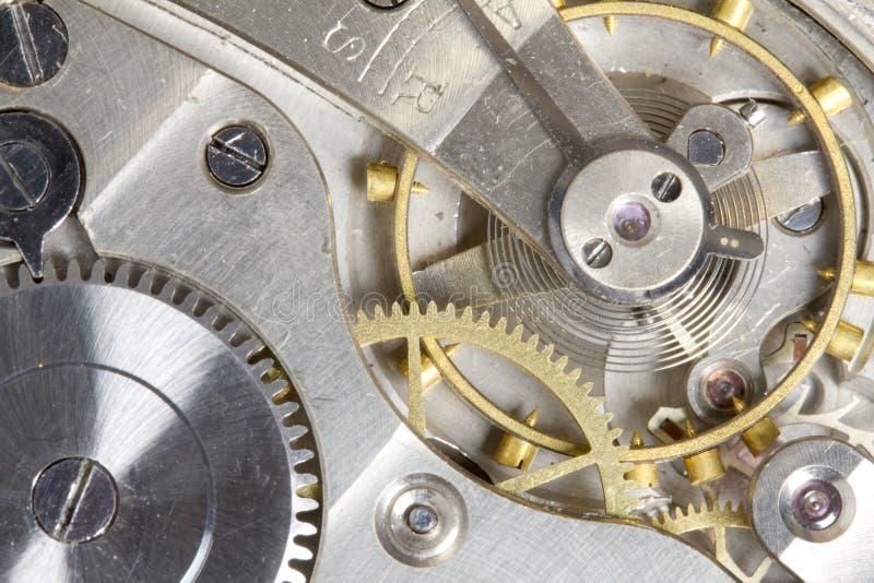 ρολόι τσεπών εργαλείων στοκ φωτογραφία