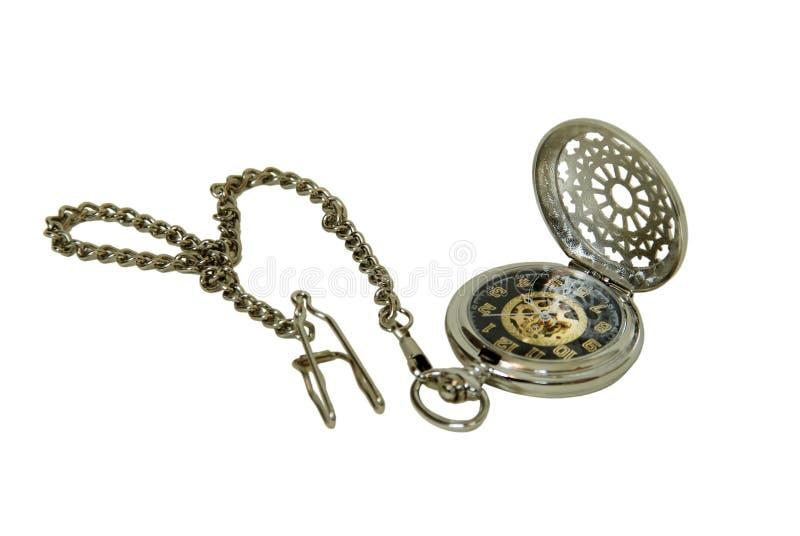 ρολόι τσεπών στοκ εικόνα με δικαίωμα ελεύθερης χρήσης