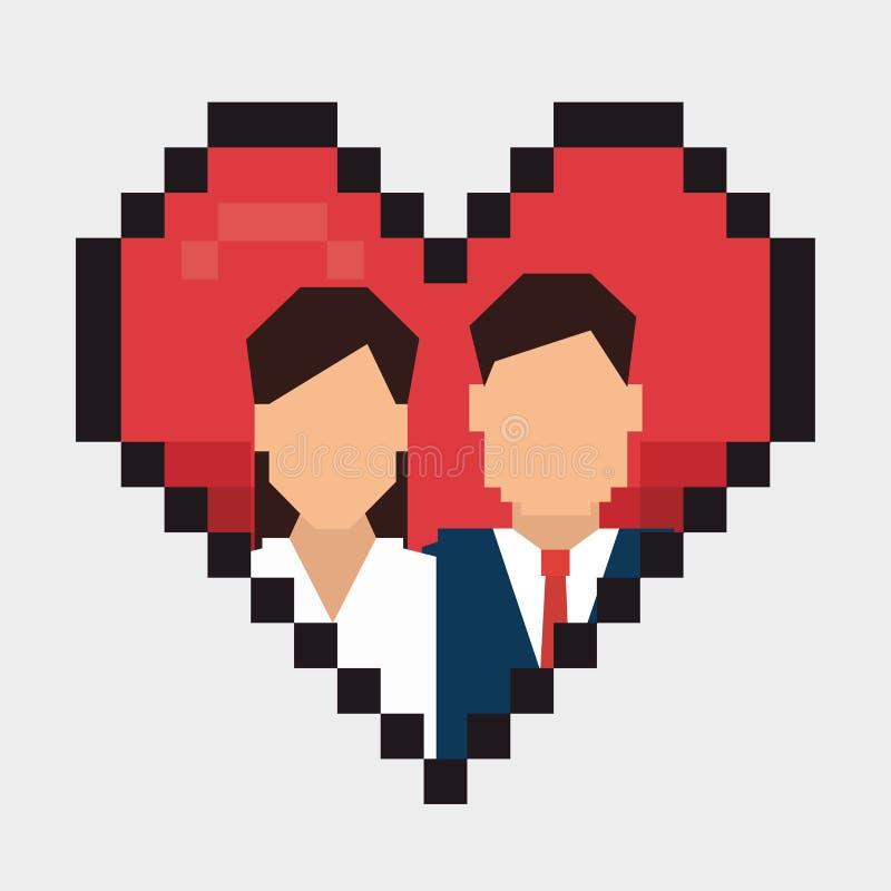 Download Ρομαντικό ζωηρόχρωμο σχέδιο καρτών με τις ρόδινες καρδιές Απεικόνιση αποθεμάτων - εικονογραφία από απεικόνιση, αγάπη: 62702810