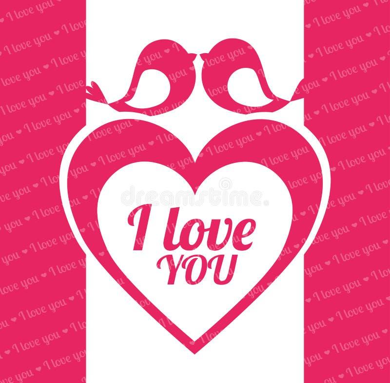 Download Ρομαντικό ζωηρόχρωμο σχέδιο καρτών με τις ρόδινες καρδιές Απεικόνιση αποθεμάτων - εικονογραφία από υγεία, ρομαντισμός: 62703077