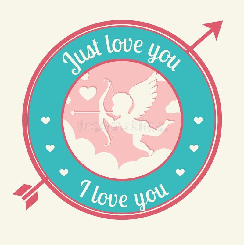Download Ρομαντικό ζωηρόχρωμο σχέδιο καρτών με τις ρόδινες καρδιές Απεικόνιση αποθεμάτων - εικονογραφία από arteriole, ποσού: 62703128