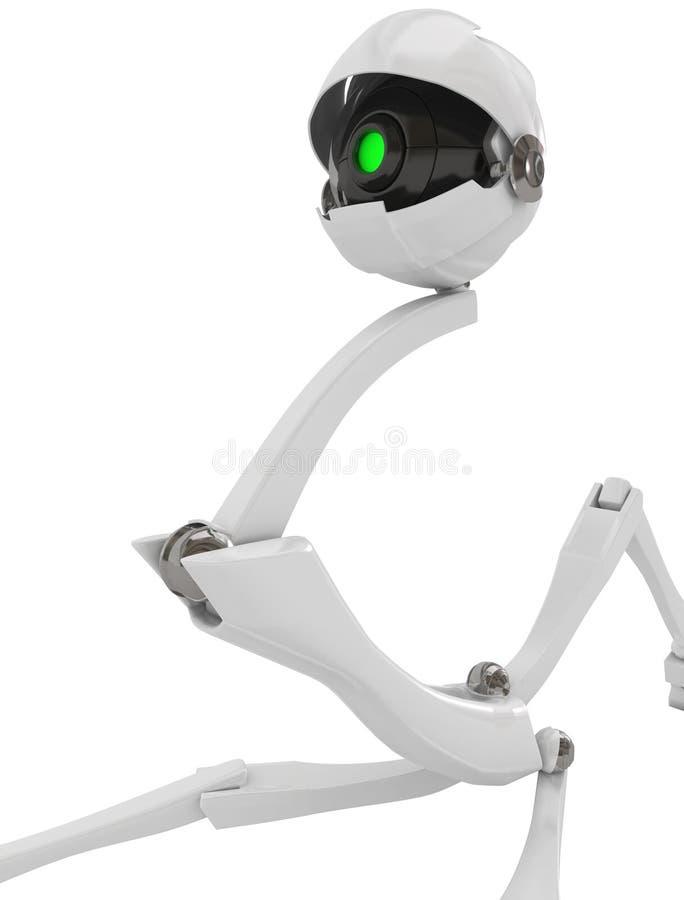 ρομπότ ματιών φωτογραφικών μ ελεύθερη απεικόνιση δικαιώματος