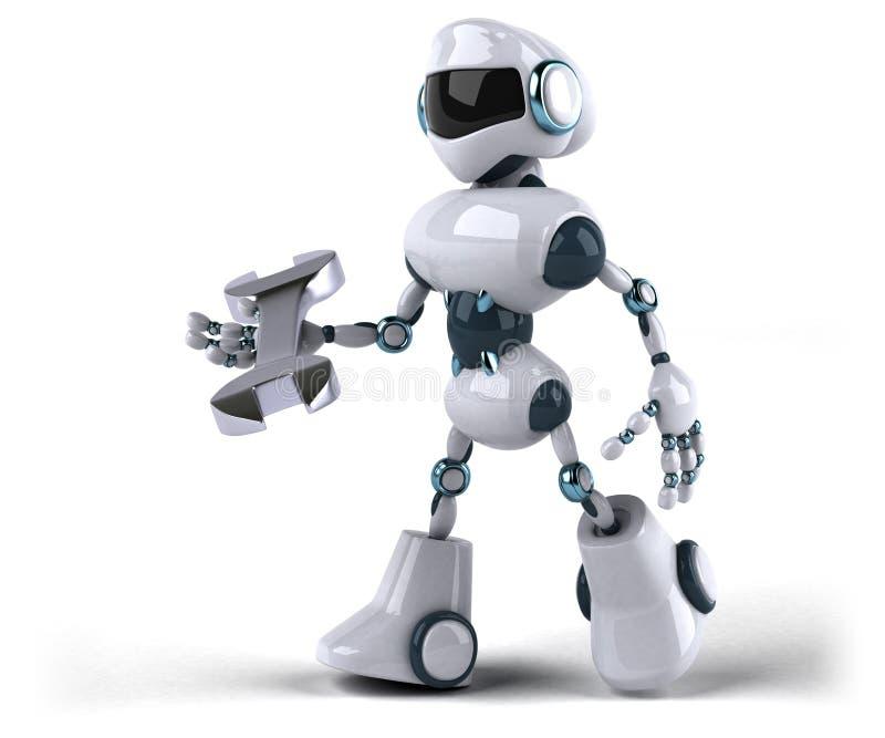 Ρομπότ απεικόνιση αποθεμάτων