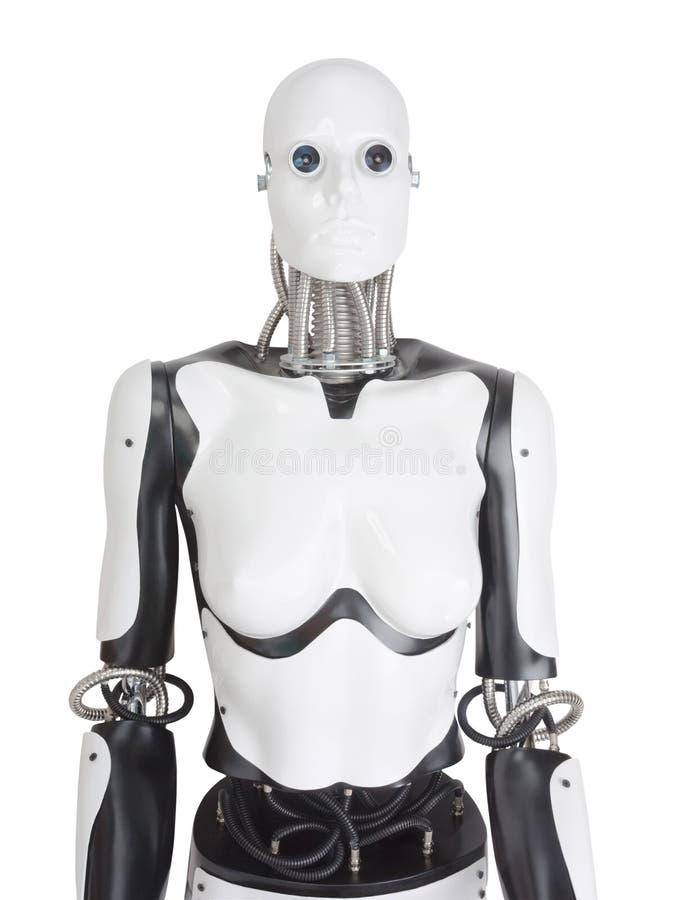 Ρομπότ Humanoid στοκ φωτογραφίες με δικαίωμα ελεύθερης χρήσης