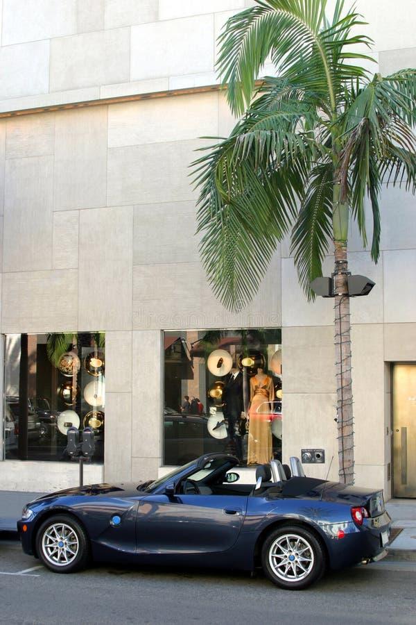 ροντέο ρυθμιστή Los της Angeles στοκ εικόνες