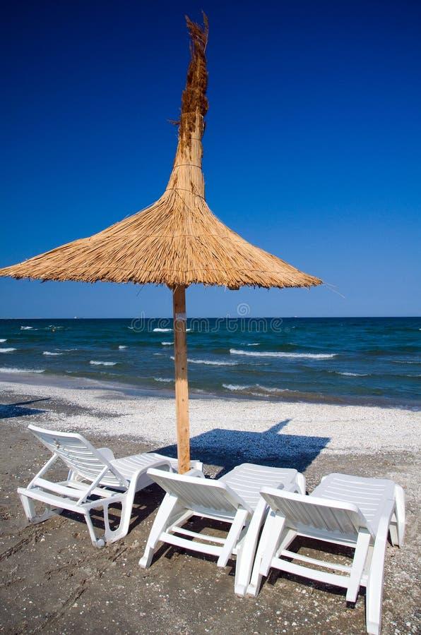 Ρουμανία - Μαύρη Θάλασσα στοκ εικόνα με δικαίωμα ελεύθερης χρήσης