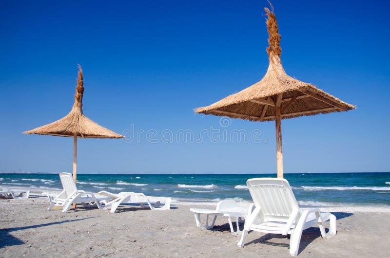 Ρουμανία - Μαύρη Θάλασσα στοκ εικόνα