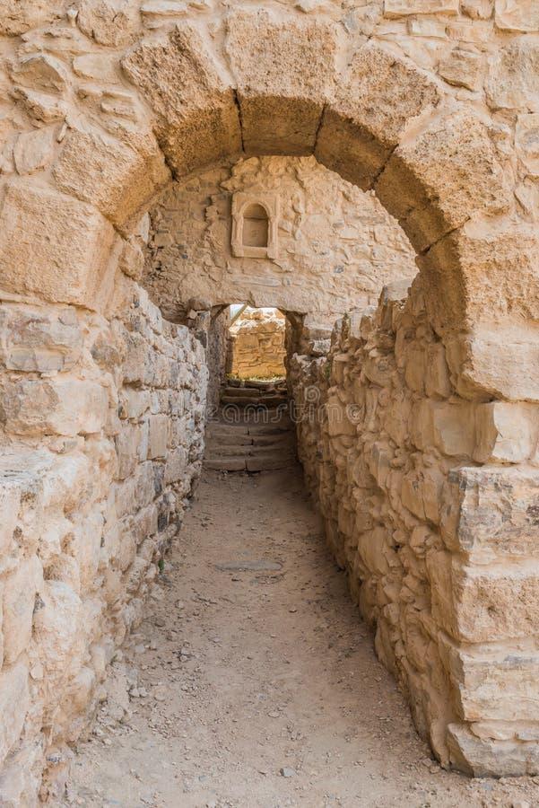 Ρωμαϊκές καταστροφές, Um AR-Rasas, Ιορδανία στοκ φωτογραφία