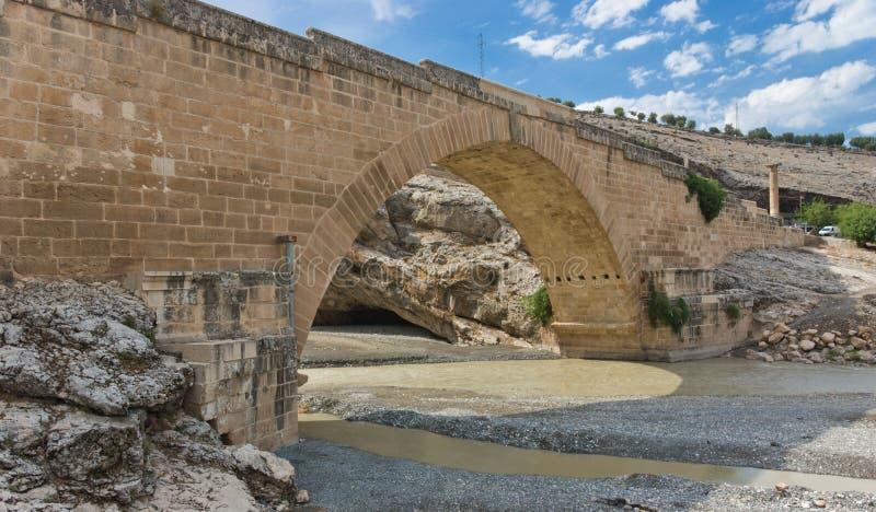 Ρωμαϊκή γέφυρα στοκ εικόνα