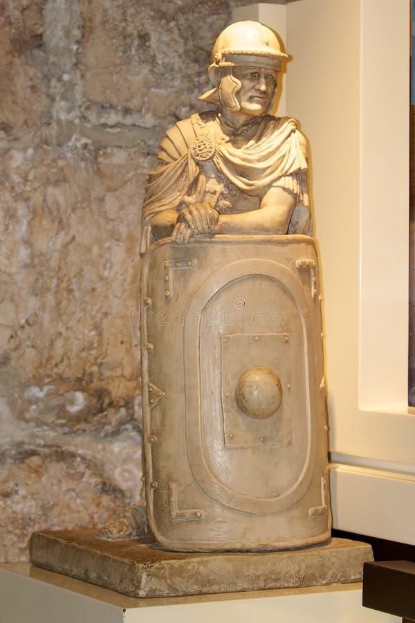 Ρωμαϊκός στρατιώτης στοκ εικόνες με δικαίωμα ελεύθερης χρήσης