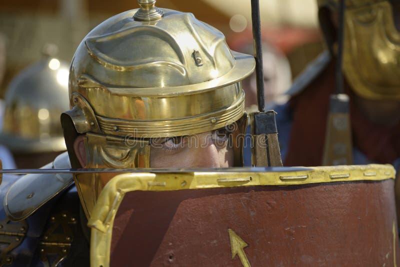 ρωμαϊκός στρατιώτης στοκ εικόνα με δικαίωμα ελεύθερης χρήσης