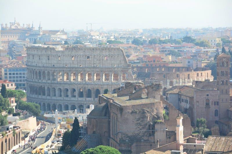 Ρωμαϊκό κολοσσαίο στοκ φωτογραφίες
