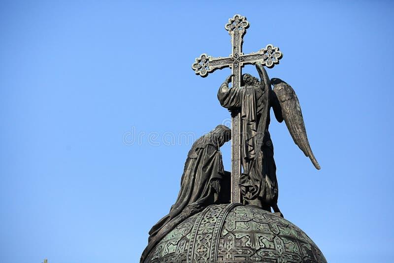 Ρωσία - Velikiy Novgorod στοκ εικόνα με δικαίωμα ελεύθερης χρήσης