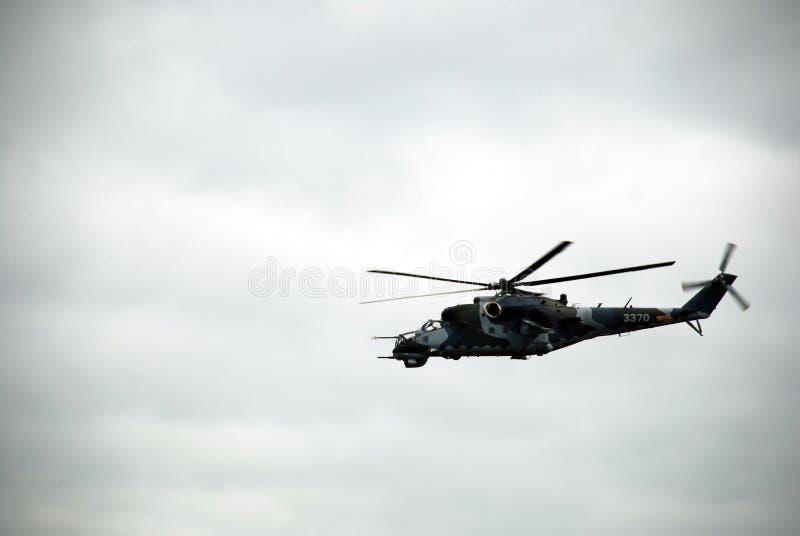 Ρωσικά mi-24 στοκ εικόνες με δικαίωμα ελεύθερης χρήσης