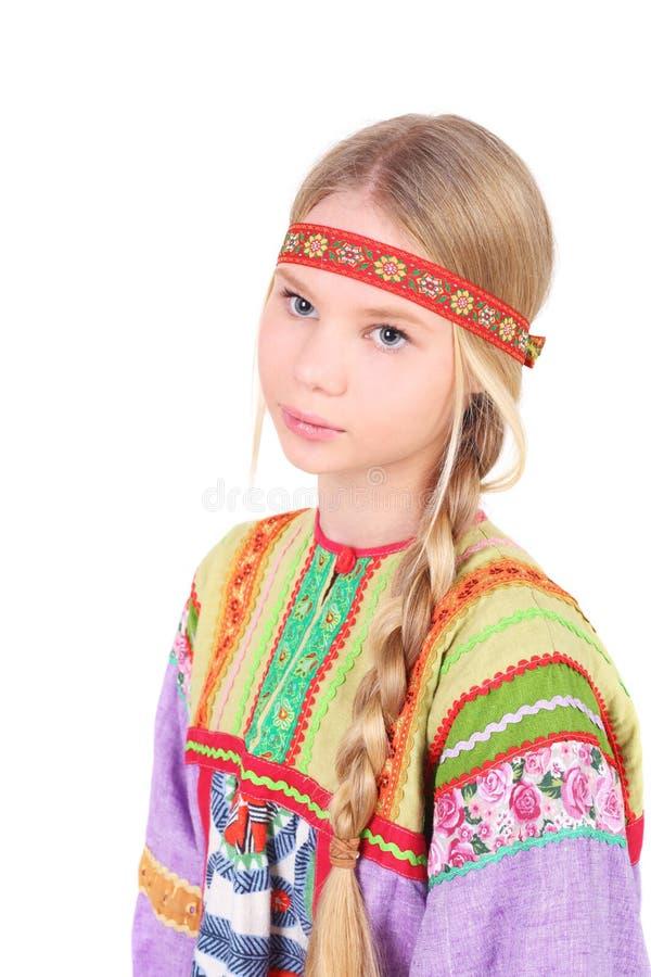 Ρωσική ομορφιά στοκ φωτογραφίες