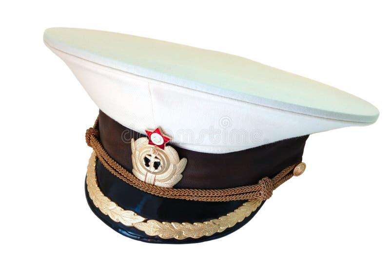 ρωσική υπηρεσία ναυτικών ΚΑΠ στοκ εικόνα με δικαίωμα ελεύθερης χρήσης