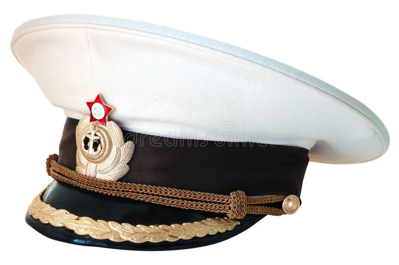 ρωσική υπηρεσία ναυτικών ΚΑΠ στοκ φωτογραφία με δικαίωμα ελεύθερης χρήσης