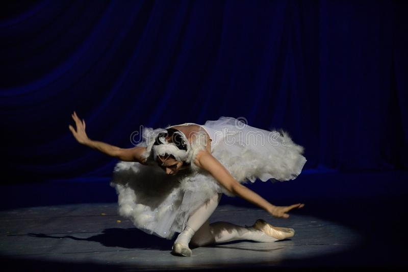 Ρωσικοί δράστες και ηθοποιοί στο μεγάλο στάδιο οπερών στοκ εικόνες με δικαίωμα ελεύθερης χρήσης