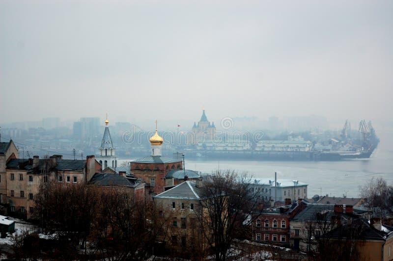 Ρωσικοί θόλοι στοκ εικόνες