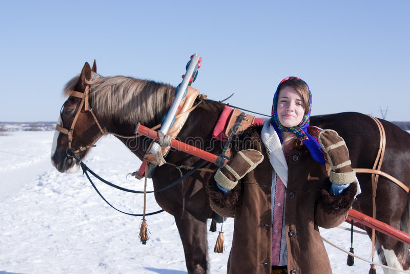 ρωσικός παραδοσιακός κ&omic στοκ φωτογραφίες με δικαίωμα ελεύθερης χρήσης
