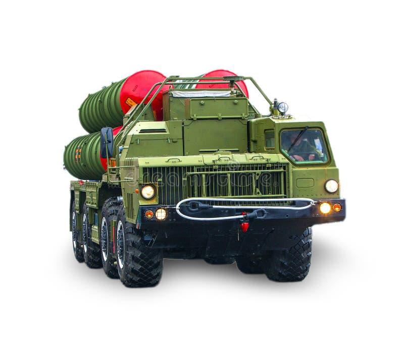 Ρωσικό σύστημα της αντιαέριας υπεράσπισης s-300PM στοκ φωτογραφίες με δικαίωμα ελεύθερης χρήσης