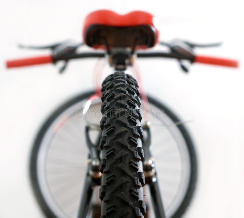 ρόδα βουνών ποδηλάτων στοκ φωτογραφίες