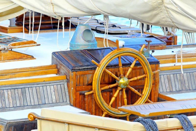 ρόδα sailship στοκ φωτογραφίες