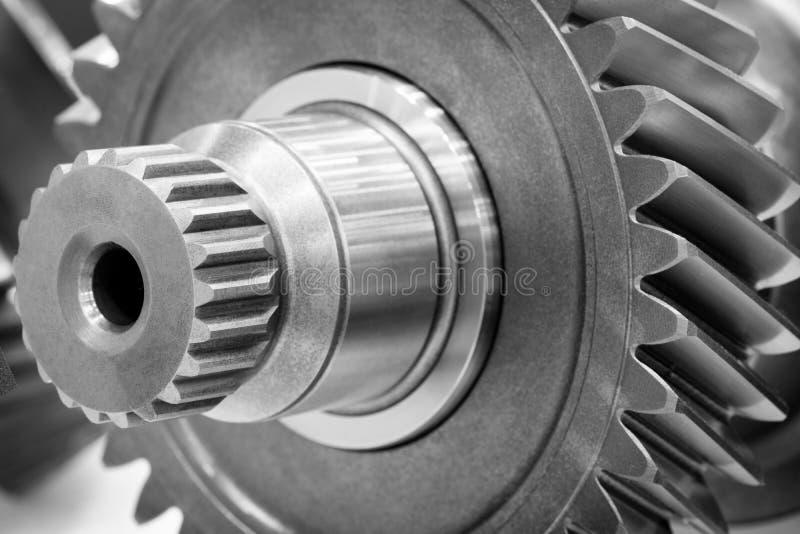 Ρόδες εργαλείων μηχανών, βιομηχανικό υπόβαθρο στοκ φωτογραφία με δικαίωμα ελεύθερης χρήσης