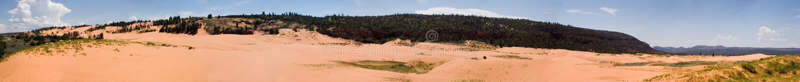 ρόδινες άμμοι 1 κοραλλιών πά& στοκ φωτογραφία με δικαίωμα ελεύθερης χρήσης