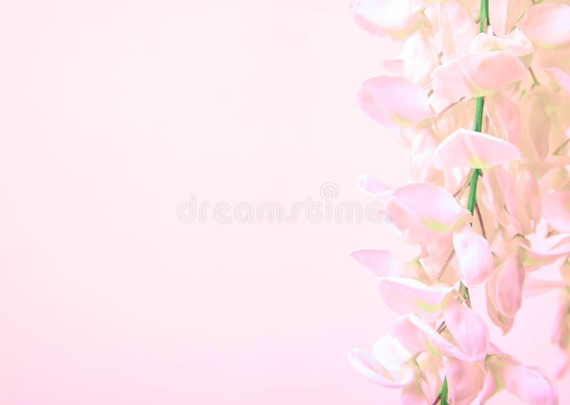 Ρόδινη δέσμη λουλουδιών στοκ εικόνα