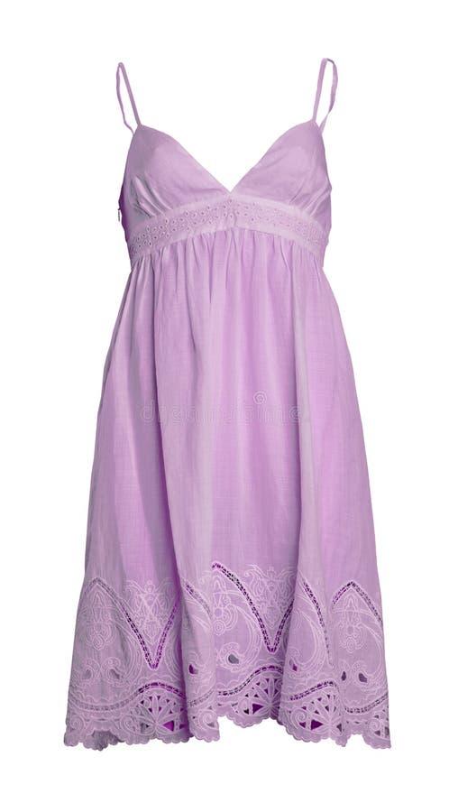 ρόδινο μετάξι λουλουδιών φορεμάτων στοκ εικόνες