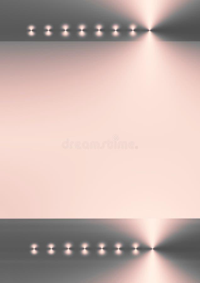 ρόδινο shimmer ελεύθερη απεικόνιση δικαιώματος