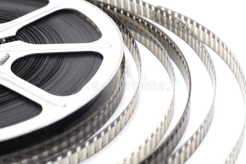 ρόλος ταινιών κινηματογρά&phi στοκ φωτογραφία