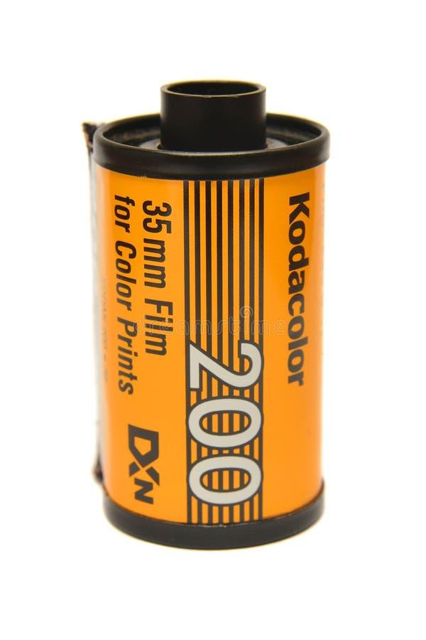 Ρόλος ταινιών της Kodak στοκ εικόνα με δικαίωμα ελεύθερης χρήσης
