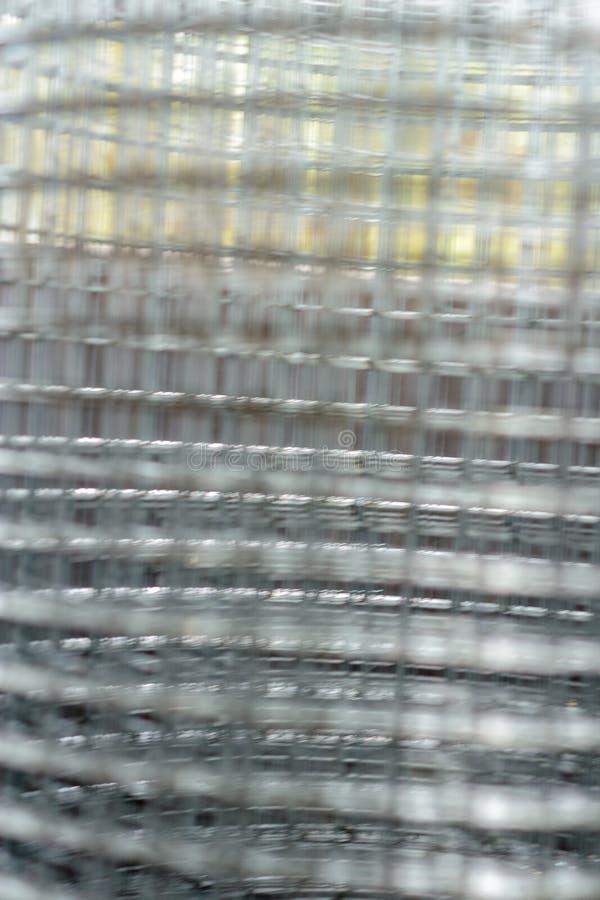 Ρόλος του πλέγματος μετάλλων r στοκ εικόνα