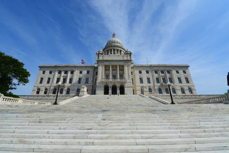 Ρόουντ Άιλαντ Βουλή, πρόνοια, RI, ΗΠΑ στοκ φωτογραφίες