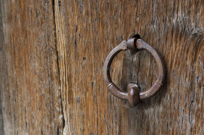 Ρόπτρα πορτών στοκ φωτογραφία με δικαίωμα ελεύθερης χρήσης