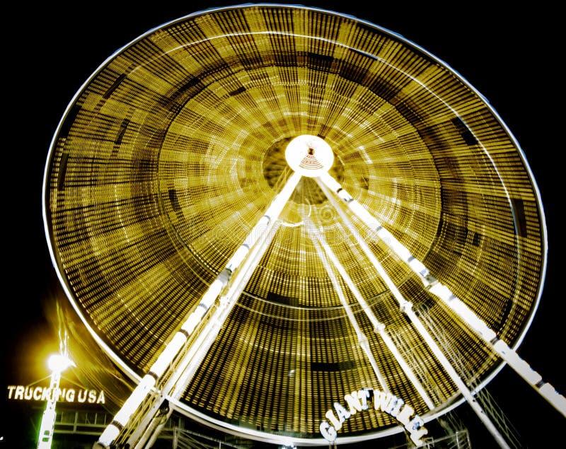 Ρόδα τρίτος Ferris στοκ φωτογραφίες